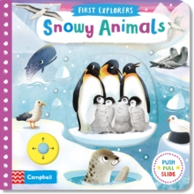 Snowy Animals, Board book Book