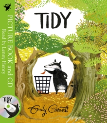 Tidy : Book and CD Pack, Book Book