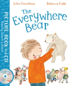 The Everywhere Bear : Book and CD Pack, Book Book