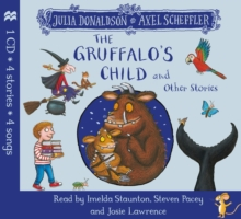 The Gruffalo's Child : and Other Stories CD, Multiple copy pack Book