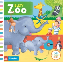 Busy Zoo, Board book Book