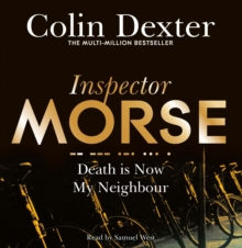 Death is Now My Neighbour, CD-Audio Book