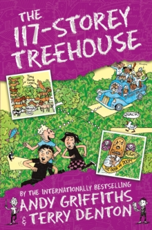 The 117-Storey Treehouse, Paperback / softback Book