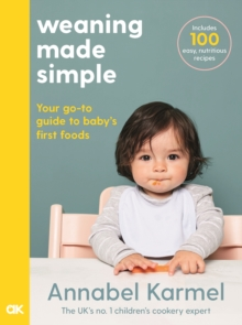WEANING MADE SIMPLE, Hardback Book