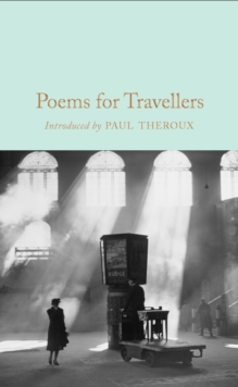 Poems for Travellers, Hardback Book