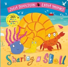 Sharing a Shell, Board book Book
