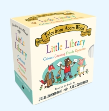 Tales From Acorn Wood Little Library, Mixed media product Book