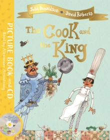 The Cook and the King : Book and CD Pack, Book Book