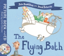 The Flying Bath : Book and CD Pack, Book Book