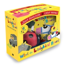 What the Ladybird Heard Book and Toy Gift Set, Mixed media product Book