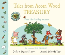 Tales From Acorn Wood Treasury : Four Lift-the-Flap Stories, Hardback Book
