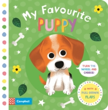 My Favourite Puppy, Board book Book