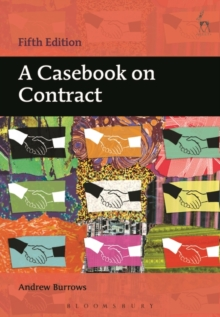 A Casebook on Contract, Paperback Book