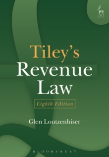 Tiley's Revenue Law, Paperback Book