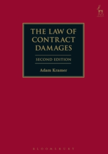 The Law of Contract Damages, Hardback Book