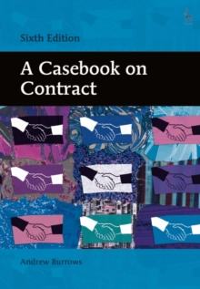 A Casebook on Contract, Paperback / softback Book