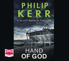 Hand of God, CD-Audio Book