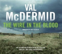 The Wire in the Blood, CD-Audio Book