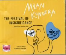 The Festival of Insignificance, CD-Audio Book