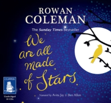 We are All Made of Stars, CD-Audio Book
