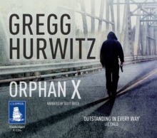 Orphan X, CD-Audio Book