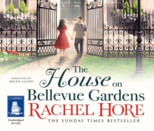 The House on Bellevue Gardens, CD-Audio Book