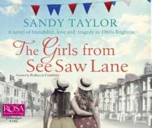 The Girls from See Saw Lane, CD-Audio Book