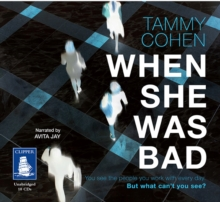 When She Was Bad, CD-Audio Book