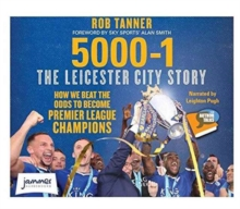 5000-1 the Leicester City Story, CD-Audio Book