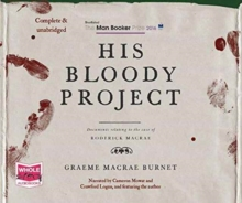 HIS BLOODY PROJECT, CD-Audio Book