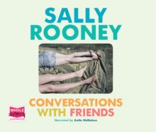 Conversations with Friends, CD-Audio Book