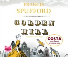 Golden Hill, CD-Audio Book