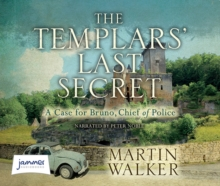 The Templar's Last Secret, CD-Audio Book