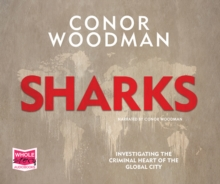 Sharks, CD-Audio Book