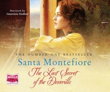 The Last Secret of the Deverills, CD-Audio Book