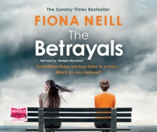 The Betrayals, CD-Audio Book