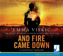 AND FIRE CAME DOWN, CD-Audio Book