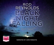 BLACK NIGHT FALLING, CD-Audio Book