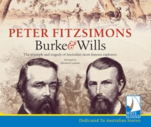 Burke & Wills, CD-Audio Book