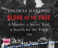 BLOOD ON THE PAGE, CD-Audio Book