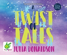 A Twist of Tales, CD-Audio Book
