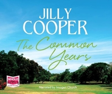 The Common Years, CD-Audio Book