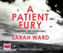 A Patient Fury, CD-Audio Book