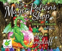 The Emerald Dragon, CD-Audio Book