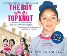 The Boy with the TopKnot, CD-Audio Book