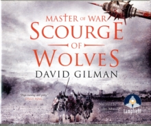 Scourge of Wolves, CD-Audio Book