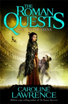 Roman Quests: Death in the Arena : Book 3, Paperback Book