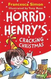 Horrid Henry's Cracking Christmas, Paperback Book