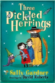 The Fairy Detective Agency: Three Pickled Herrings, Paperback Book