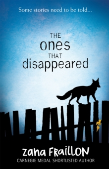 The Ones That Disappeared, Paperback Book